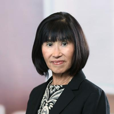 Professional Cropped Chin Barbara Mintz